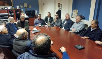 Στην αντιπεριφέρεια Ημαθίας πλέον οι 16 ΤΟΕΒ, σύσκεψη χθες με Κ.Καλαϊτζίδη και Φ.Παπά