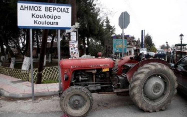 Ραντεβού των αγροτών αύριο στον κόμβο της Κουλούρας, αποφασίζουν κινητοποιήσεις