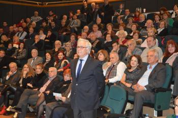 Σύλλογος Μικρασιατών Ημαθίας: Σε κλίμα ενότητας η κοπή βασιλόπιτας της Ομοσπονδίας Προσφυγικών Σωματείων Ελλάδος