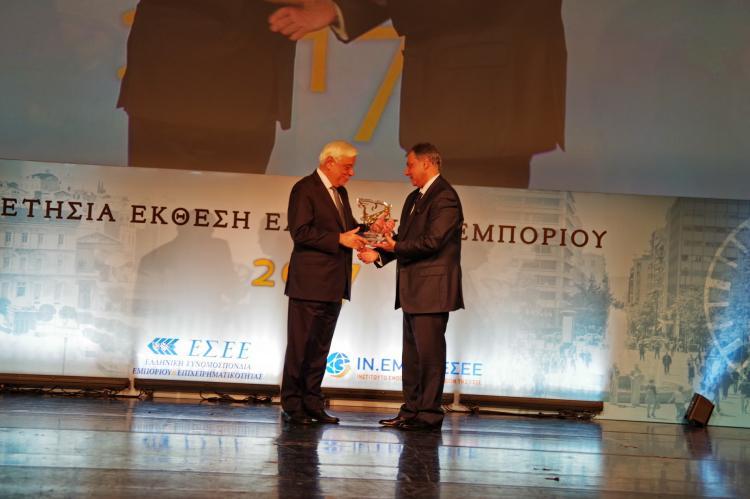 Η ΕΣΕΕ παρούσα στη μετα-μνημονιακή περίοδο, ετήσια έκθεση ελληνικού εμπορίου 2017-2018