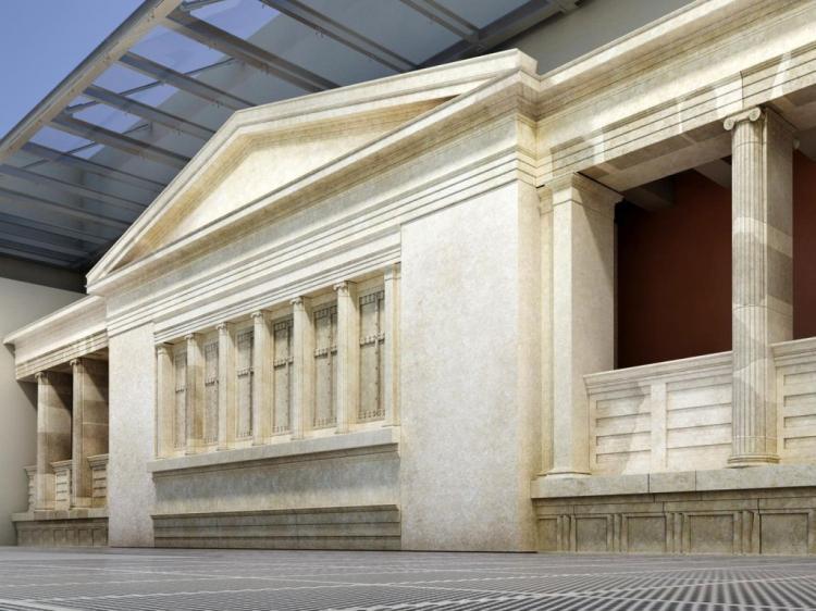 Αιγές : Η βασιλική πρωτεύουσα των Μακεδόνων