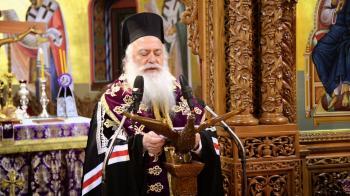 Παντελεήμονας σε Ιερώνυμο: «Να πρωτοστατήσει η εκκλησία στα συλλαλητήρια για τη Μακεδονία μας»
