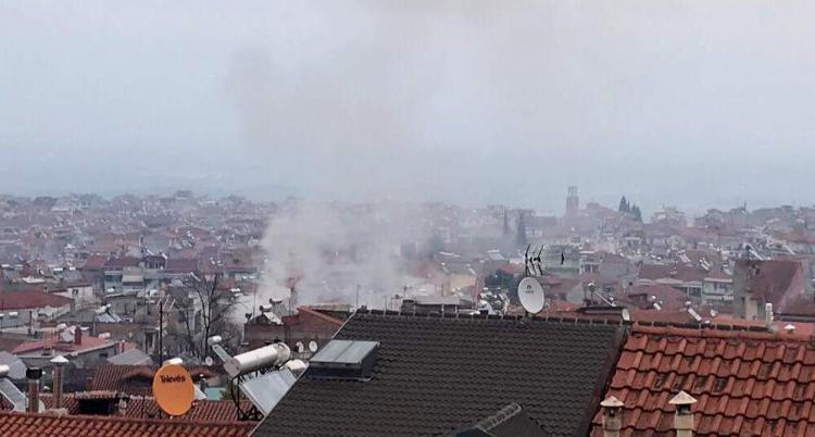 Επιτυχής επιχείρηση διάσωσης γυναίκας από την ΠΥΝ εν μέσω πυρκαγιάς