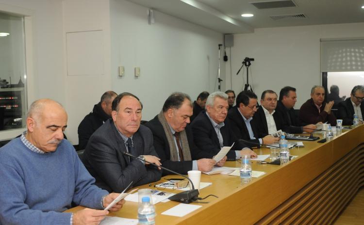 Ψήφισμα του Διοικητικού Συμβουλίου της ΠΕΔ-ΚΜ για την ονομασία της ΠΓΔΜ
