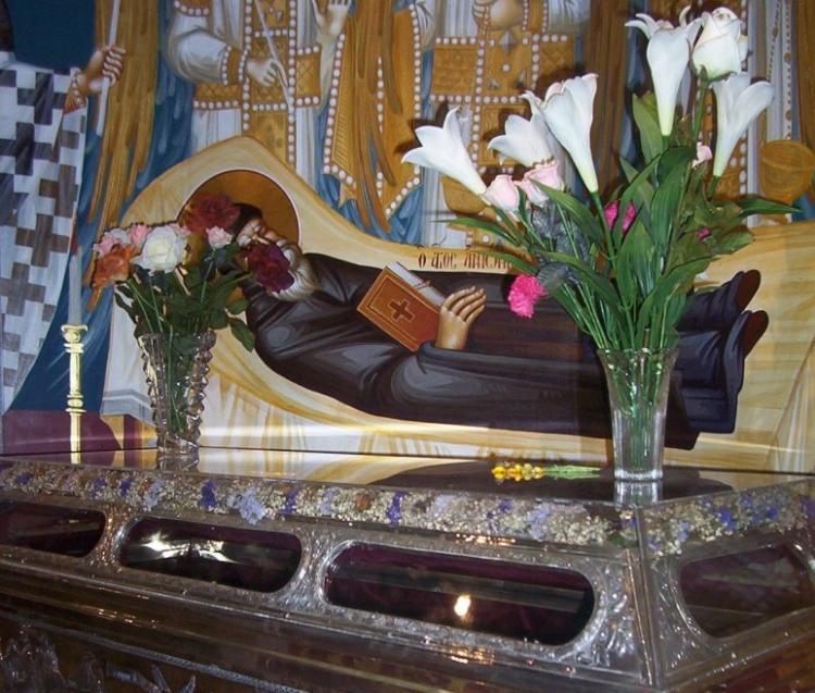 Η Βέροια τιμά τον Πολιούχο της, Όσιο Αντώνιο το Νέο