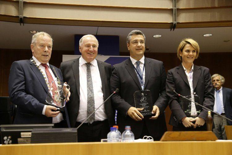 Επιχειρηματική Περιφέρεια της Ευρώπης αναδείχθηκε η Περιφέρεια Κεντρικής Μακεδονίας
