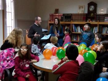 Εκπαιδευτική επίσκεψη μαθητών του Δημοτικού Σχολείου Κλειδίου στην Τοπική Κοινότητα