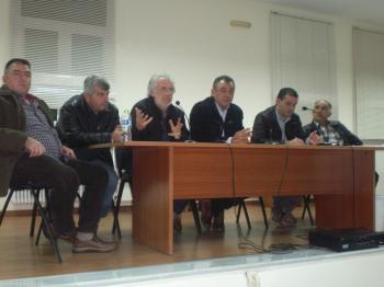 Τ.Χαλκίδης: «Πώς θα μπορέσουμε να μπούμε στη νέα καλλιεργητική περίοδο; Θα χάσουμε τα χωράφια μας»