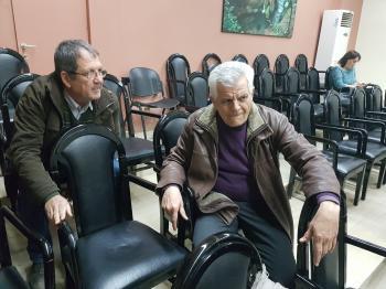 Τ. Μαυρογιώργος : «Υπάρχει ενδιαφέρον από το Υπουργείο Υγείας για δημιουργία Κέντρου Αποκατάστασης»