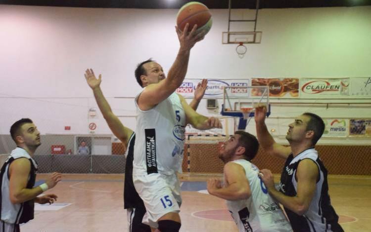 «Χαρακίρι» για τον ΑΟΚ Βέροιας - «Πικρή» εντός έδρας ήττα με 62-63 από το Πολύκαστρο