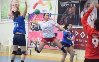 Ασταμάτητα τα κορίτσια του Φιλίππου - Νίκησαν εντός έδρας και το Μ. Αλέξανδρο Γιαννιτσών με 24-19