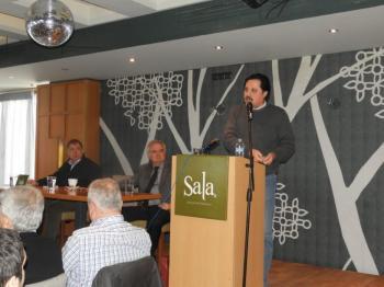 Σ. Καλεντερίδη: «Το Σκοπιανό είναι μία επιχείρηση εξαπάτησης των Ελλήνων. Μην εμπιστεύεσθε κανέναν.»