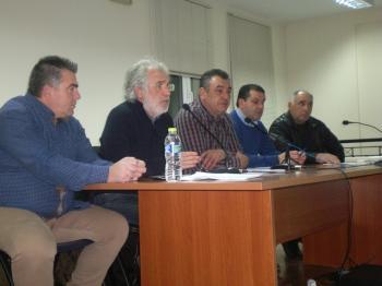 Α.Σ.Γ. Βέροιας: Σήμερα συνάντηση με τον υπουργό ΥπΑΑΤ, την Πέμπτη τα τρακτέρ στον κόμβο της Κουλούρας