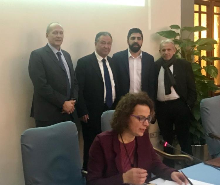 Πρωτόκολλο συνεργασίας στον αγροδιατροφικό τομέα υπέγραψαν οι περιφέρειες κεντρικής Μακεδονίας και Τοσκάνης