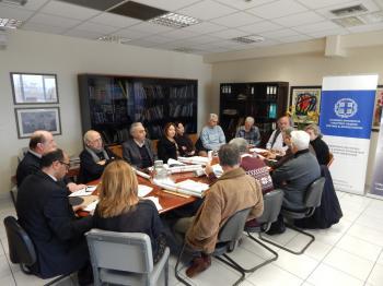 Σύσκεψη για τον προγραμματισμό του Μεταλυκειακού έτους-τάξης Μαθητείας των αποφοίτων ΕΠΑ.Λ.