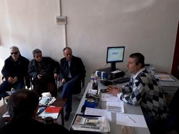 Πραγματοποιήθηκε η ετήσια κοπή βασιλόπιτας της Ο.Μ ΣΥΡΙΖΑ Αλεξάνδρειας
