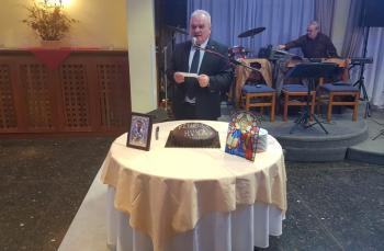 Έκοψαν τη βασιλόπιτά τους οι απόστρατοι αξιωματικοί του Στρατού στην Ημαθία