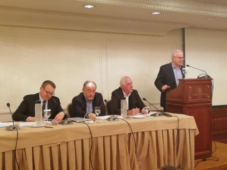 Β.Αποστόλου, σε συνάντηση με οινοποιούς: «Τα προγράμματα προώθησης των ελληνικών κρασιών πρέπει να πιάσουν τόπο»
