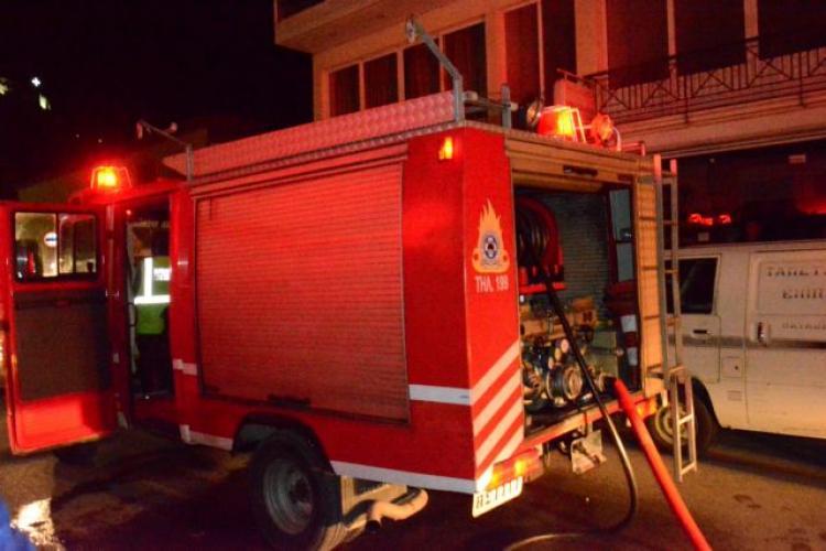 Απανθρακωμένη εντοπίστηκε γυναίκα στην Επισκοπή Νάουσας μετά από πυρκαγιά στη μονοκατοικία της
