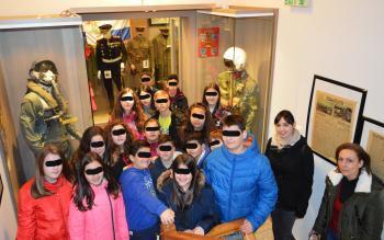 Μαθητές της ΣΤ΄τάξης του 3ου Δημοτικού Σχολείου Βέροιας επισκέφτηκαν το Βλαχογιάννειο μουσείο