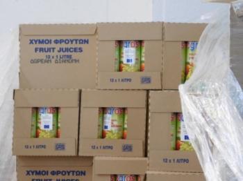 Δωρεάν παροχή φρουτοχυμών σε πολύτεκνους γονείς με προστατευόμενα τέκνα από το Δήμο Νάουσας