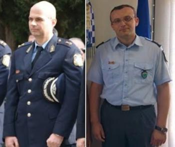 Προήχθησαν στο βαθμό του Αστυνομικού Υποδιευθυντή, ευχές για εις ανώτερα