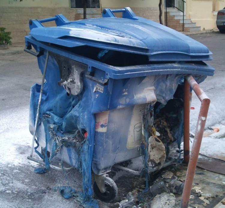 Δήμος Βέροιας : Προσοχή ως προς τη διάθεση των απορριμμάτων στους κάδους