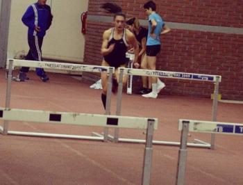 Ενθαρρυντικές παρουσίες των αθλητών του Φιλίππου στην ημερίδα κλειστού στίβου στο «Παλαί»