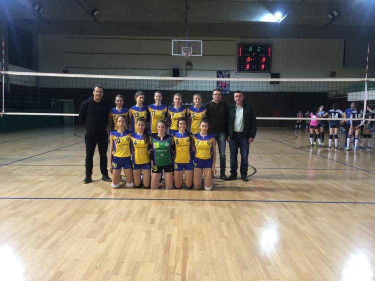 Πρωτάθλημα βόλεϊ Β' Εθνικής γυναικών ΕΣΠΕΜ : ΓΣ ΚΟΖΑΝΗΣ  -  ΠΟΣΕΙΔΩΝΑΣ ΒΕΡΟΙΑΣ   0 - 3