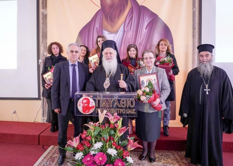 Η γιορτή της Μητέρας στην Ιερά Μητρόπολη Βεροίας. Οικονομική ενίσχυση σε πολύτεκνες μητέρες από το Σεβασμιώτατο