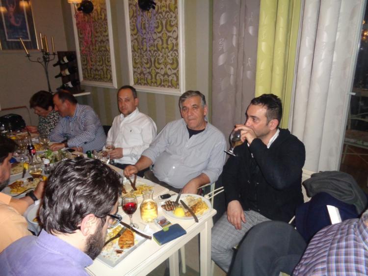 Πραγματοποιήθηκε το Σάββατο 3 Φεβρουαρίου η κοπή πίτας της Ν.Ε. ΣΥΡΙΖΑ Ημαθίας