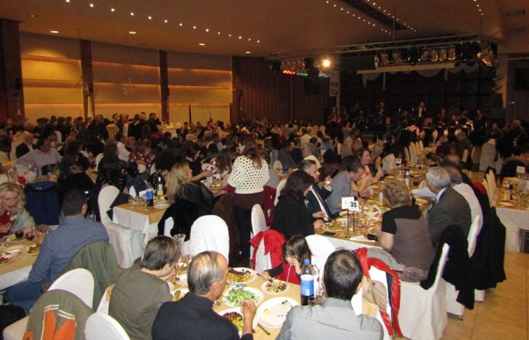 Πραγκατοποιήθηκε ο ετήσιος Χορός των Βλάχων το Σάββατο 3 Φεβρουαρίου