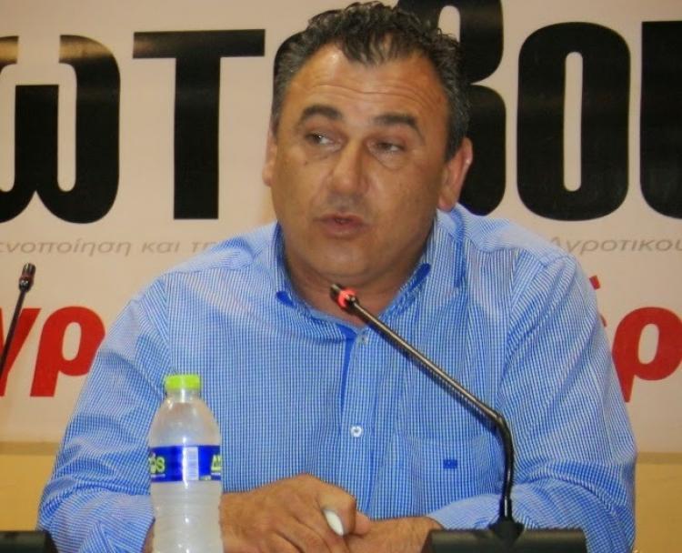 Τ. Χαλκίδης : «Και αποζημιώσεις να πάρουμε τώρα, δεν σώζουν την κατάσταση...»