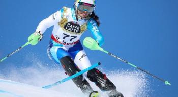 Η Σοφία Ράλλη σημαιοφόρος της ελληνικής αποστολής στους Χειμερινούς Ολυμπιακούς Αγώνες