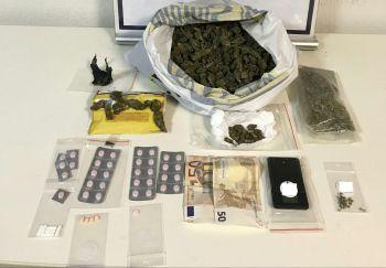 Συνελήφθησαν τρία άτομα στην Ημαθία για κατοχή και διακίνηση κάνναβης