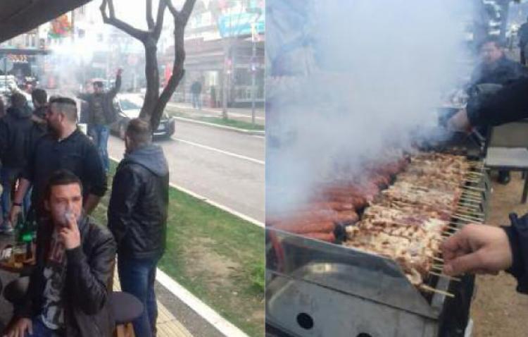 Ο καπνός ... έπνιξε και τη Βέροια!!