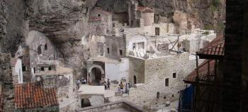 Ανοίγει νωρίτερα η ιστορική Μονή της Παναγίας Σουμελάς στην Τραπεζούντα