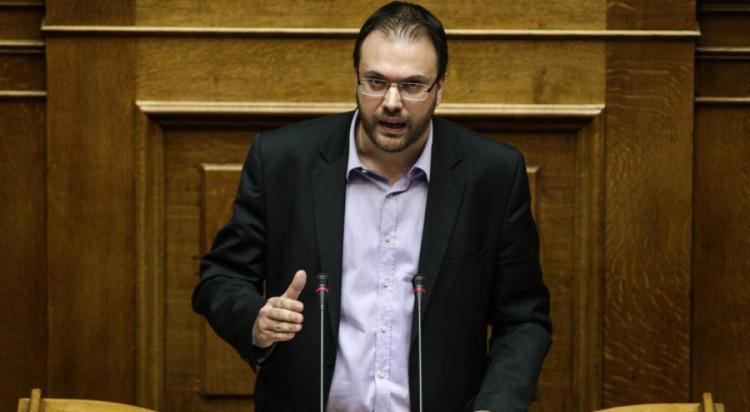 Θ.Θεοχαρόπουλος σε Μοσκοβισί: «Αναλάβετε πρωτοβουλίες για μείωση των στόχων σε 2% και αναδιάρθρωση χρέους»