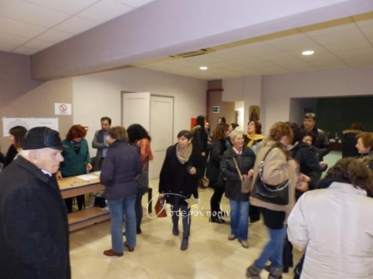 Πραγματοποιήθηκαν  την Κυριακή Γενική συνέλευση και εκλογές στην Αστερούπολη