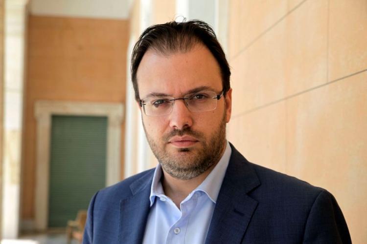 Συνέντευξη του Θ.Θεοχαρόπουλου για NOVARTIS, ονομασία Σκοπίων, πολιτικές εξελίξεις και εκλογές