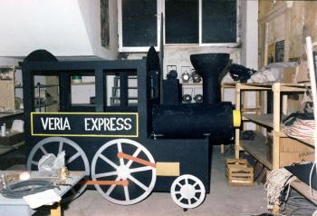 Το...Veria Express!