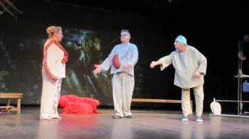 Σύλλογος Νεφροπαθών Ημαθίας: Πραγματοποιήθηκε η παράσταση ΕΧΘΡΟΙ ΕΞ'ΑΙΜΑΤΟΣ από τη θεατρική ομάδα των εκπαιδευτικών του ΕΠΑΛ