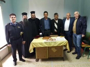 Πραγματοποιήθηκε η κοπή πίτας της Ένωσης Ραδιοερασιτεχών Βέροιας-Αλεξάνδρειας-Νάουσας