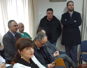 Νίκος Κουτσογιάννης : «Το Νοσοκομείο Νάουσας πρέπει να μπει σε αναπτυξιακή βάση»