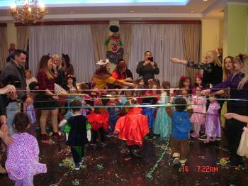Με πολύ κέφι η Παιδική Αποκριάτικη εκδήλωση του Ομίλου Προστασίας Παιδιού