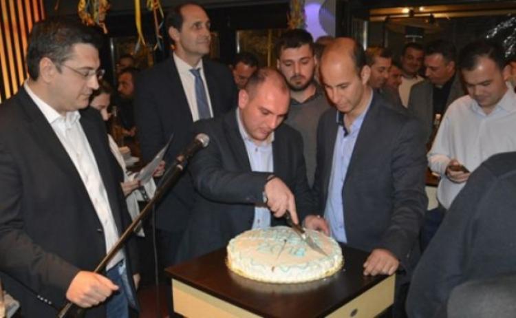 Πραγματοποιήθηκε στην Αλεξάνδρεια η κοπή της πίτας της ΟΝΝΕΔ Ημαθίας