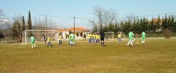 Α.Ε.Π Βέροιας – Αγροτικός Αστέρας 0-4 στο παιδικό πρωτάθλημα ΕΠΣ Ημαθίας