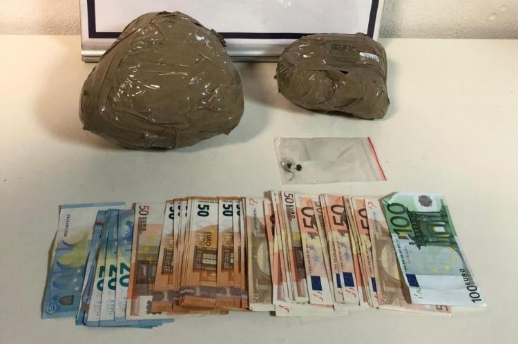 Συνελήφθη 23χρονος σε περιοχή της Θεσσαλονίκης για διακίνηση και κατοχή κάνναβης