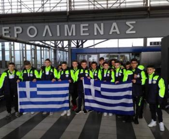 Συμμετοχή 22μελούς ποδοσφαιρικής αποστολής νέων της ΠΚΜ σε διεθνές τουρνουά ποδοσφαίρου στη Ρωσία