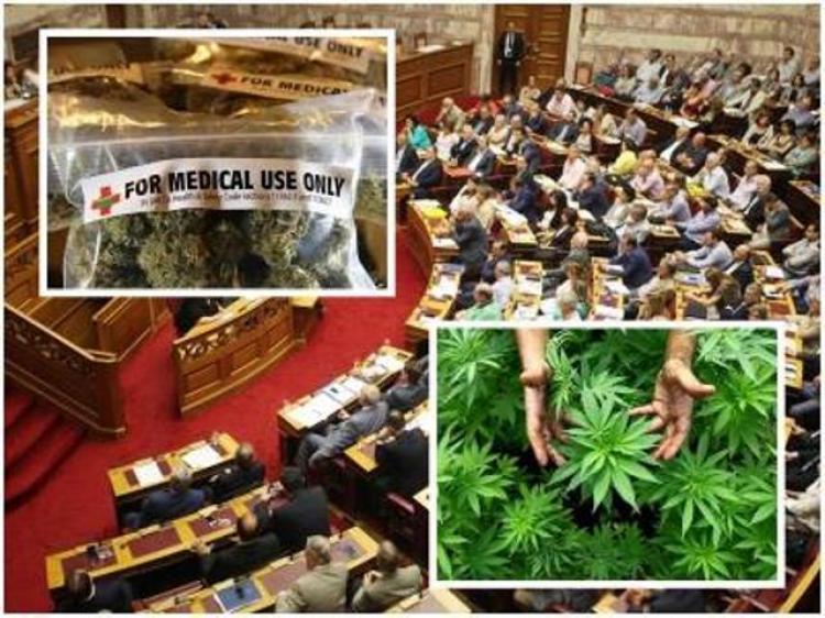 Στη Βουλή το νομοσχέδιο για τη φαρμακευτική κάνναβη, τι θα προβλέπει και πότε αναμένεται να ψηφιστεί